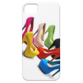 Stiletto Heels Multi-Color Iphone 5 Iphone 5s Case