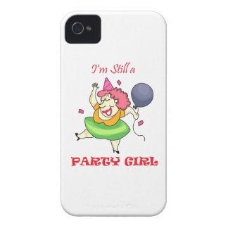 STILL A PARTY GIRL iPhone 4 CASE