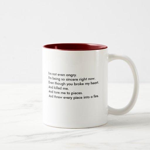 Still Alive...Ish. Mugs