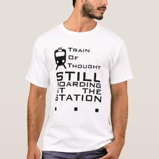 Still Boarding T-Shirt