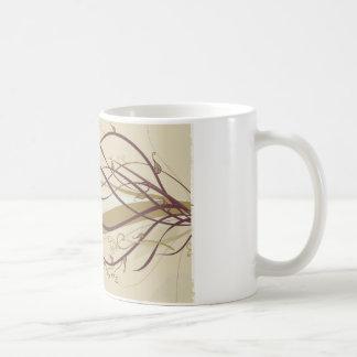 Still Branches of Life Basic White Mug