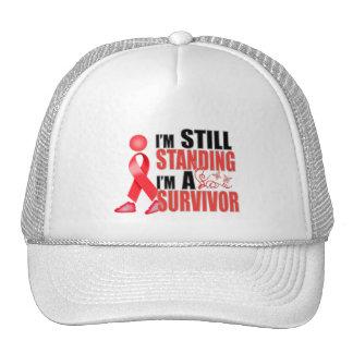 Still Heart Disease Survivor Cap