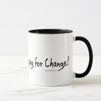 Still Hoping for Change Anti-Obama Gear Mug