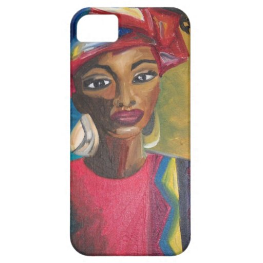 """""""Still I Rise"""" iPhone 5 Covers"""