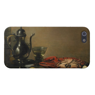 Still Life, 1643 (oil on panel) iPhone 5/5S Cover