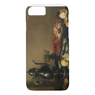 Still Life, 1643 (oil on panel) iPhone 8/7 Case