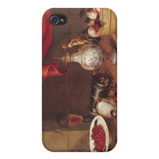 Still Life, 1653 iPhone 4/4S Cover