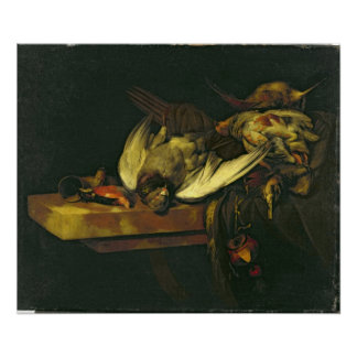 Still Life, 1663 Poster