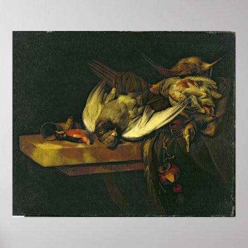 Still Life, 1663 Print