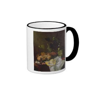 Still Life, 17th century Ringer Coffee Mug