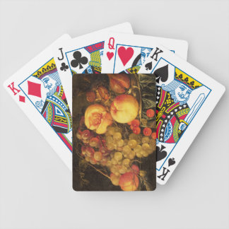 Still Life 2 Bicycle Playing Cards
