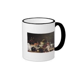 Still Life 3 Coffee Mugs