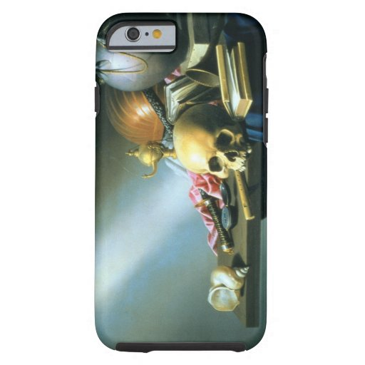 Still Life: An Allegory of the Vanities of Human L iPhone 6 Case