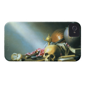 Still Life: An Allegory of the Vanities of Human L iPhone 4 Covers