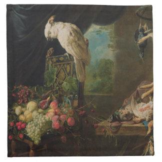 Still Life art cloth napkins
