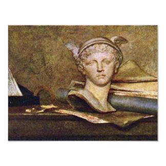 Still Life By Chardin Jean-Baptiste Siméon (Best Q Personalized Announcement