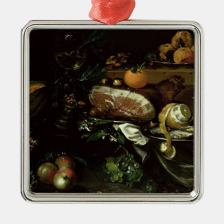 Still Life Christmas Ornament