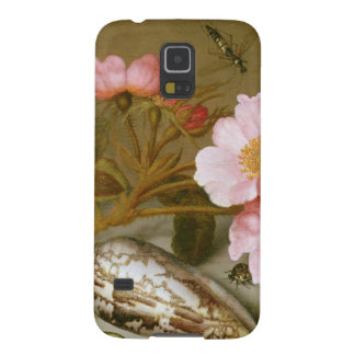 Still life depicting flowers cases for galaxy s5