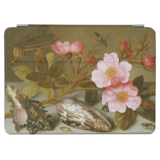 Still life depicting flowers iPad air cover