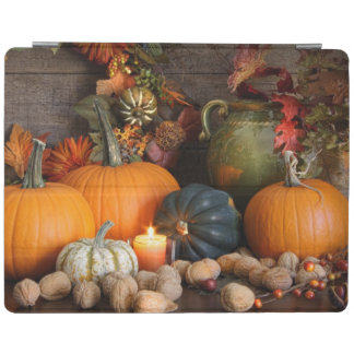 Still Life Harvest  Decoration For Thanksgiving iPad Cover