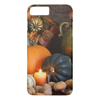 Still Life Harvest  Decoration For Thanksgiving iPhone 8 Plus/7 Plus Case