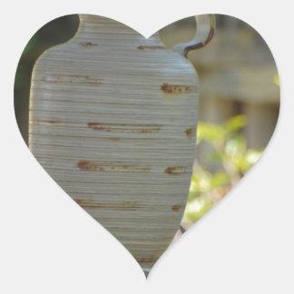 Still Life Heart Sticker