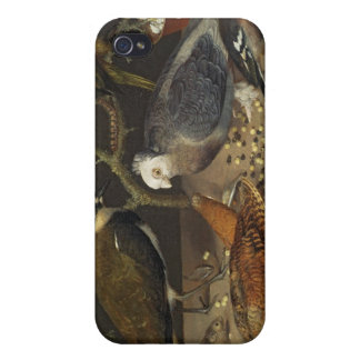 Still Life of Birds and Insects, 1637 iPhone 4/4S Cover