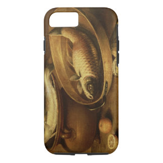 Still Life of Fish and Lemons iPhone 8/7 Case