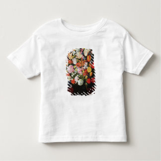 Still life of flowers, 1610s toddler T-Shirt