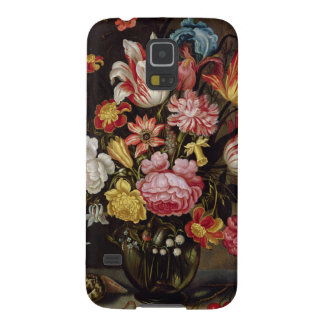 Still Life of Flowers in an Ovoid Vase Case For Galaxy S5