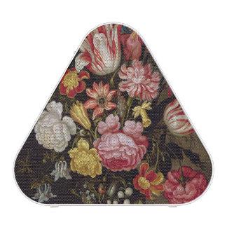 Still Life of Flowers in an Ovoid Vase Bluetooth Speaker