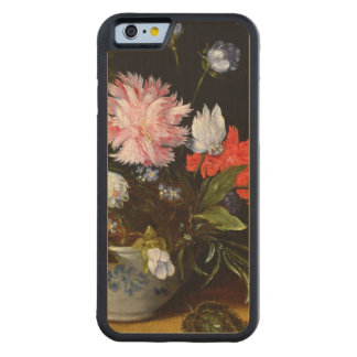 Still Life of Flowers Maple iPhone 6 Bumper