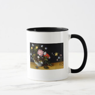Still Life of Flowers Mug