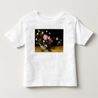 Still Life of Flowers Toddler T-Shirt