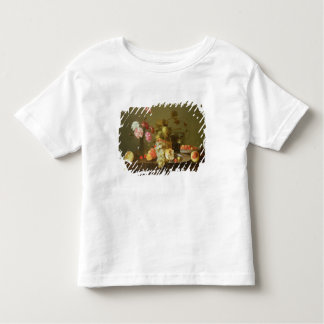 Still Life of Fruit and Flowers Toddler T-Shirt
