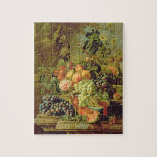 Still Life of Fruit Jigsaw Puzzle