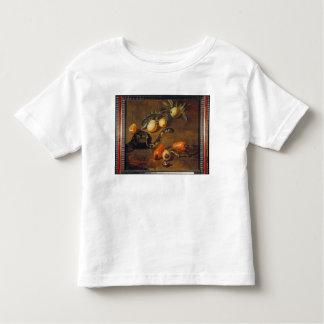 Still Life of Fruits from Surinam and Reptiles Toddler T-Shirt