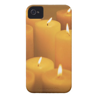 Still life of lighted candles Case-Mate iPhone 4 case