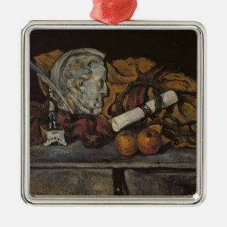 Still Life of the Artist's Accessories, 1872 Christmas Ornament