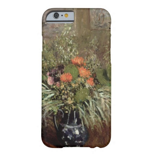 Still Life of Wild Flowers iPhone 6 Case