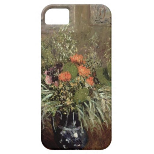 Still Life of Wild Flowers iPhone 5 Covers