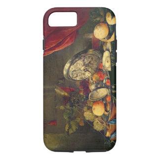 Still Life (oil on panel) iPhone 7 Case