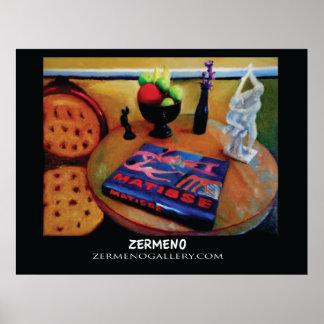 """""""Still Life"""" poster from ZermenoGallery.com"""