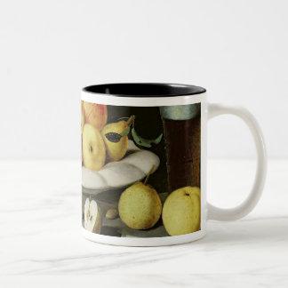 Still life Two-Tone coffee mug