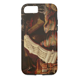 Still Life with a Book of Sheet Music iPhone 8/7 Case
