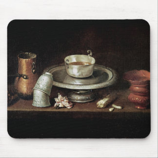Still Life with a Bowl of Chocolate Mouse Mat