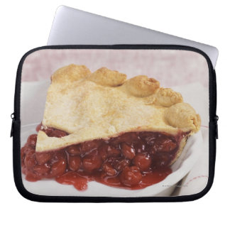 Still Life With a Cherry Pie Laptop Sleeve