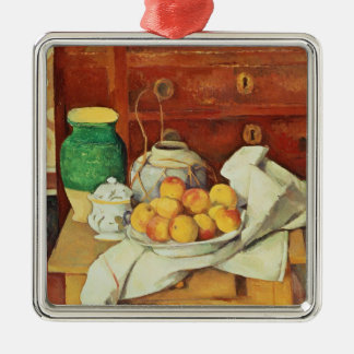 Still Life with a Chest of Drawers, 1883-87 Christmas Ornament