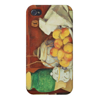 Still Life with a Chest of Drawers, 1883-87 iPhone 4/4S Cases