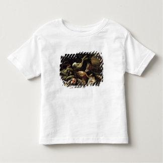 Still Life with a Hare, Song Birds and a Bird Net Toddler T-Shirt